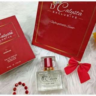 D'Calysta For Women(Halal Perfume)