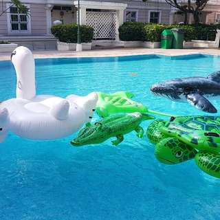 Inflatable floats for Party
