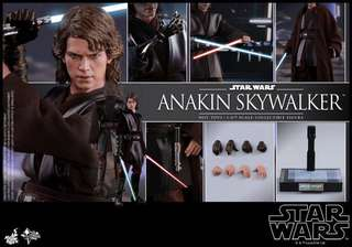 Hot toys Anakin skywalker 訂單