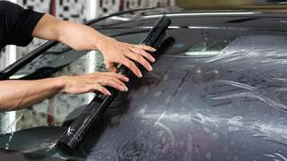 eco tinted car film