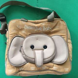 New ex gift dialogue baby bag