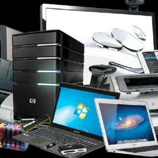 Disposal all IT equipments