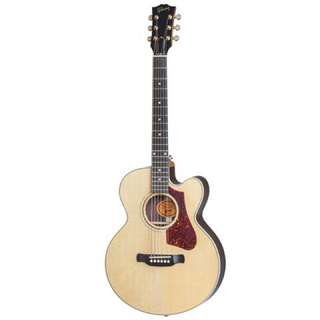Gibson 2017 HP 665 SB Acoustic Guitar w/Case, Antique Natural