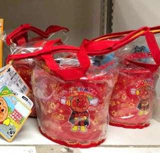 日本麵包超人沙灘玩具