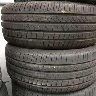 Used Pirelli Scorpion Verde 255/45/20 Tyre