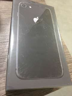 iPhone 8 brand new and sealed