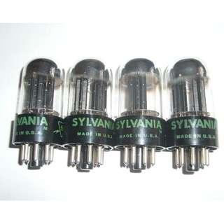 Sylvania 6SN7GTB NOS tube (GreenLabel)