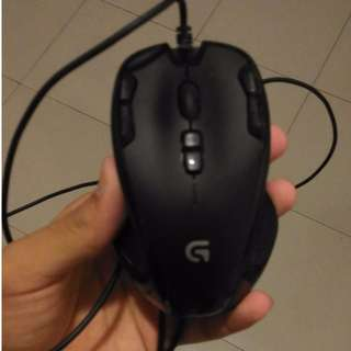 D08 G300S Optical Gaming Mouse - Logitech Support