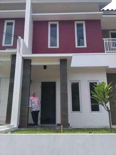 Rumah 2 lantai baru daerah Griya cinere