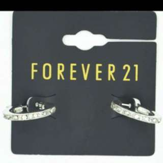 Forever 21 圓環耳環