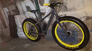 Custom Momentum Giant Rocker King Fatbike
