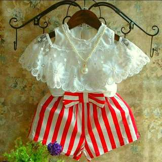 Little Girl's clothing(size 100-140)