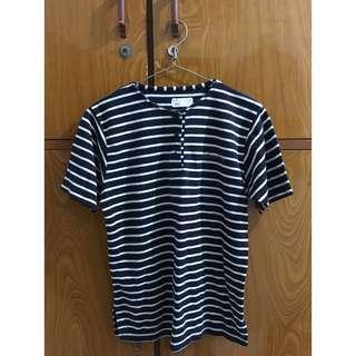 Atasan stripe top