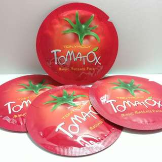 TONY MOLY Tomatox magic massage pack