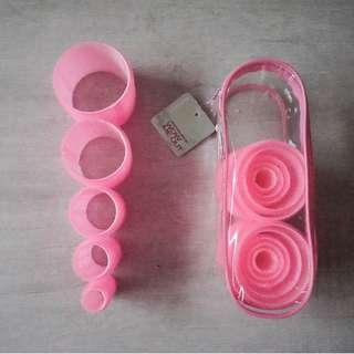 WATSONS Hair Curlers (Pink)