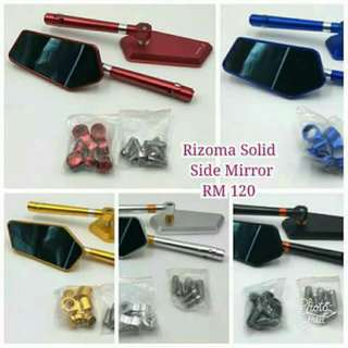 Rizoma Solid Side Mirror