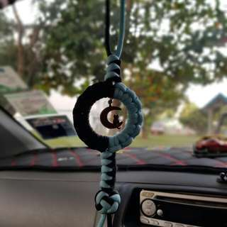 #Bajet20 Paracord Car Accessories (GLOW IN THE DARK!)