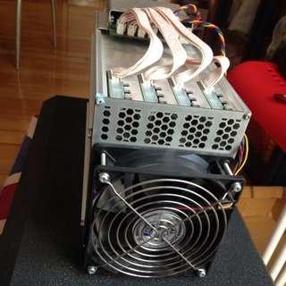 E# Bitmain Antminer L3+ (BTC LTC) Scrypt ASIC +PSU