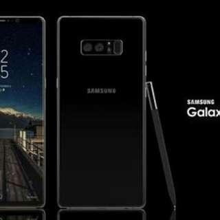 Dijual Samsung Note 8 Promo Bunga 0,99% Pakai Home Credit