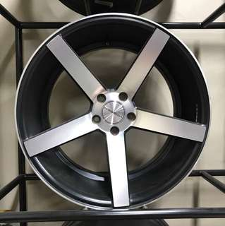 "VOSSEN CV-3 Original Wheels 20"" for 5*114.3"