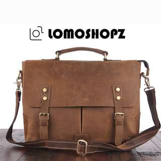 Full Genuine Leather Camera Bag ( waterproof ) SALE