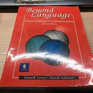 🚚 限Ozoneoo出價 Beyond language