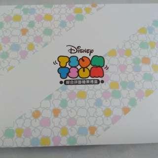 迪士尼TSUM TSUM拼圖禮盒