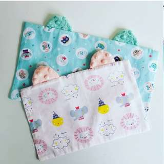 Handmade Baby pillowcase