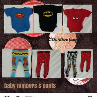 Baby Jumpers & Pants