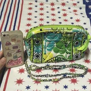 ✨Reduced Price! Vera Bradley chain sling bag