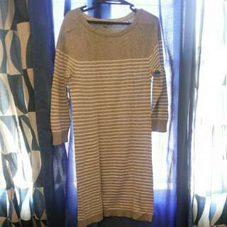Uniqlo knitted dress