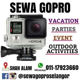 GoPro Sewa