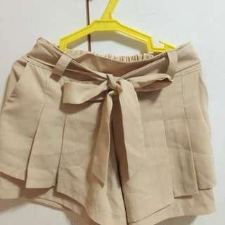 Cute Shorts with ribbon
