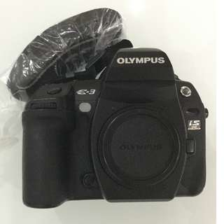 OLYMPUS CAMERA BODY WITH LOW SHUTTER COUNT