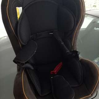 My Dear Car Seat
