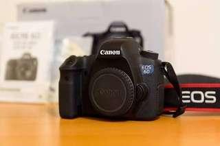 Canon 6D Full Frame DSLR Camere -  Body only.