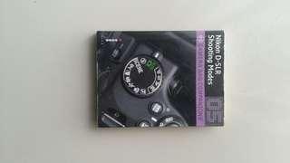 Nikon pocket guide book