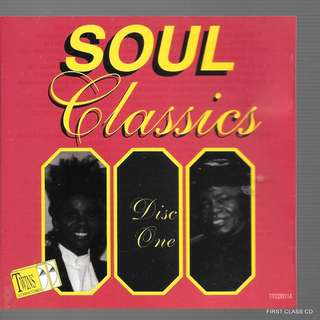 MY PRELOVED CD - SOUL CLASSIC DISC NO.1- /FREE DELIVERY (F3L)
