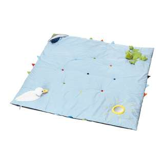 [IKEA] LEKA Play Mats / Blue