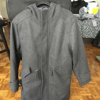 Top man wool coat