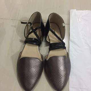 Balerina flat shoes by the little things