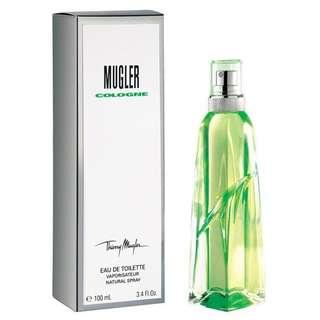 Thierry Mugler Cologne EDT for Unisex Men Women (100ml) White Green