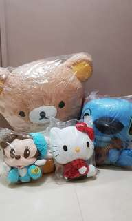 Stuffed soft toys for sale