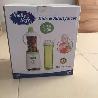 Babysafe Blender