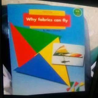 Why fabrics can fly