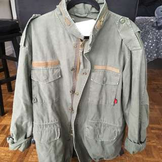 Rothco Field jacket sz Medium