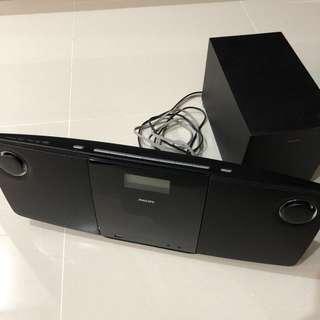 Philips MCD263/98 DVD micro system