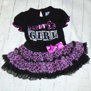 Charity Sale! Baby Girl Tutu Size Baby Glam 0-3 months