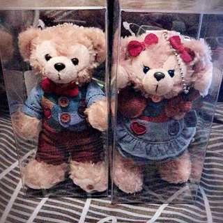 🚚 達菲熊