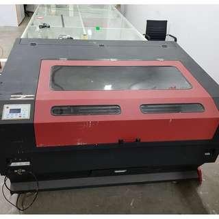 Raytec laser engraving & cutting machine Model: RTK-80C